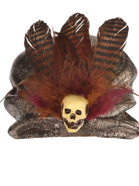 Witch Doctor Turban