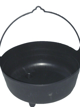 Witchs Cauldron Hard Pvc