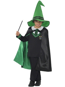 Child Wizard Boy Costume