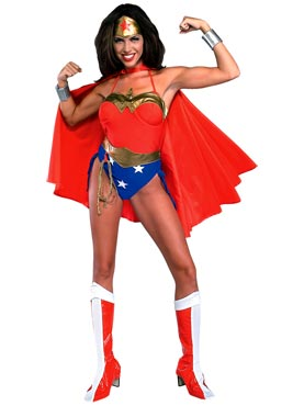Wonder Woman Fancy Dress - Compare Prices, Reviews and Buy at