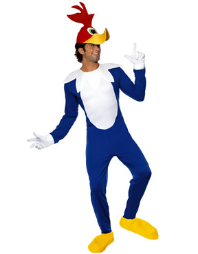 Woody Woodpecker Costume Thumbnail