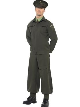 Adult WW2 Dads Army Costume