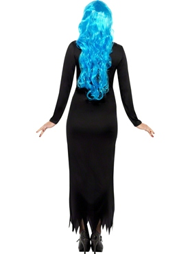 Adult Ladies X Ray Dress Costume - Side View