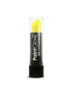 Paintglow Yellow UV Lipstick