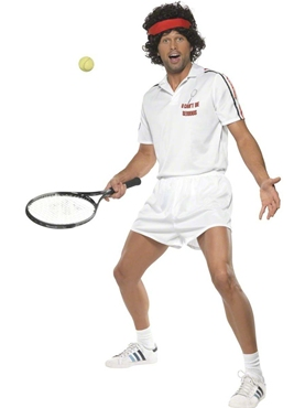 Tennis Player Costume