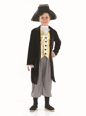 Young Gentlemens Childrens Costume