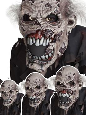 Zombie Ani-Motion Mask