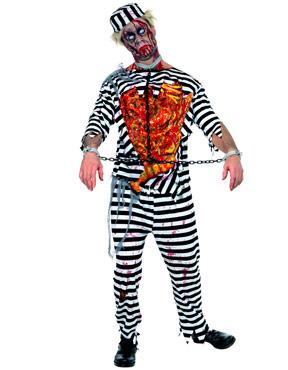 Zombie Convict Costume Thumbnail