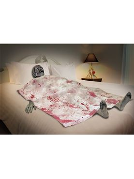 Zombie Death Bed Prop