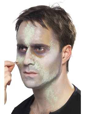 Zombie Latex Make Up Kit - Side View