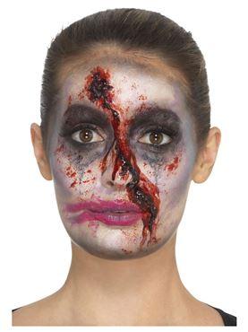 Zombie Nurse Makeup Kit - Side View