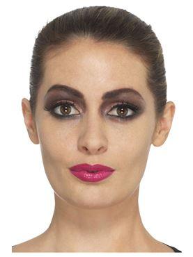Zombie Nurse Makeup Kit - Back View