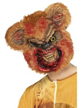 Zombie Teddy Mask