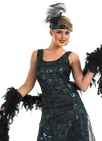 Adult 1920's Party Dress Costume