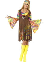 Adult 1960's Groovy Lady Costume