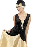 Adult 20's Gatsby Girl Costume