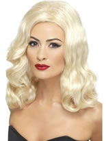 20's Luscious Long Wig [42461]