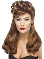40s Vintage Wig [42459]