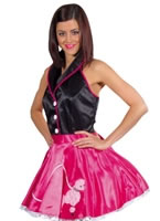 50's Rock n Roll Dress Costume [210120]
