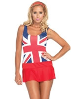 60's Cheeky Brit Costume [83769]
