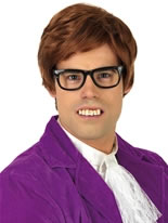 Adult 60's Austin Powers Wig [FS2935]