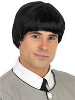 Adult 60s Mersey Beat Wig