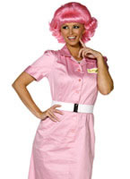 Adult 70s Frenchy Costume [36105]