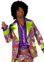 70's Funky Coloured Suit [209202-110]