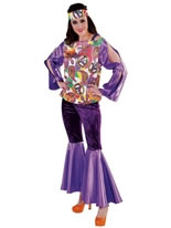 Adult 70's Girl Costume