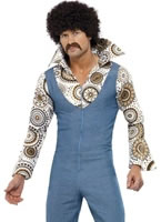 Adult 70's Groovy Disco Dancer Costume [33216]