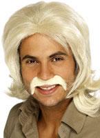 70's Guy Wig Blonde [42254]