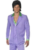 Adult 70's Mens Lavender Suit Costume [39426]