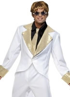 70s Rocket Man Disco Costume