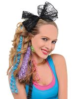 80s Crimped Hair Extensions [840769-55]