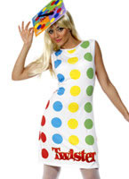 80's Female Twister Costume