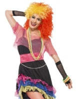 Adult 80s Fun Girl Costume
