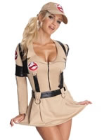 80's Ghostbusters Dress Costume