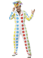 Adult Male Twister Costume [34656]