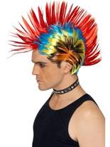 80's Mohawk Wig