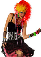 Adult 80's Party Girl Costume [00972]