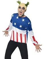 Adult 90's Party Starter Costume [23691]