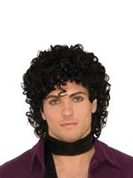 90's Rock Star Wig [X78096]