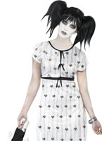 Adult Abby Normal Costume [33280]
