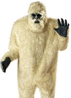 Adult Abominable Snowman Costume [01082]
