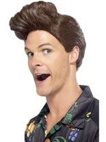 Ace Ventura Brown Wig [43259]