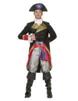 Deluxe Admiral Nelson Costume