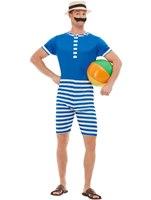 Adult 20s Bathing Suit Costume [50726]