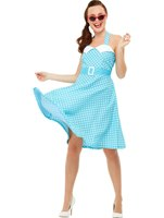 Adult 50s Pin Up Costume [47785]