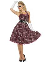 Adult 50s Rock & Roll Costume [4532]