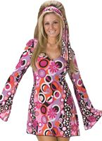 Adult 60s Feelin Groovy Costume